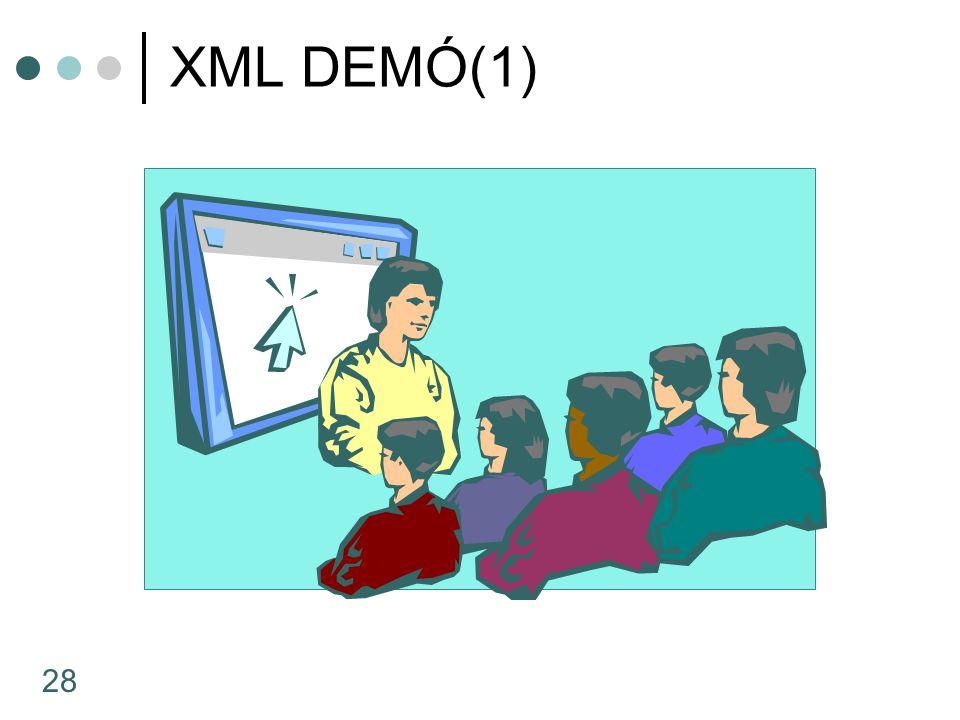 28 XML DEMÓ(1)