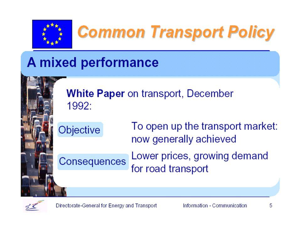 4 A vizsgálat tanulságai: 4 A közlekedéspolitika céljai nem olvashatók ki világosan a dokumentumból, megszövegezésük nem következetes, és különböző szintű célok keverednek a dokumentum különböző helyein.