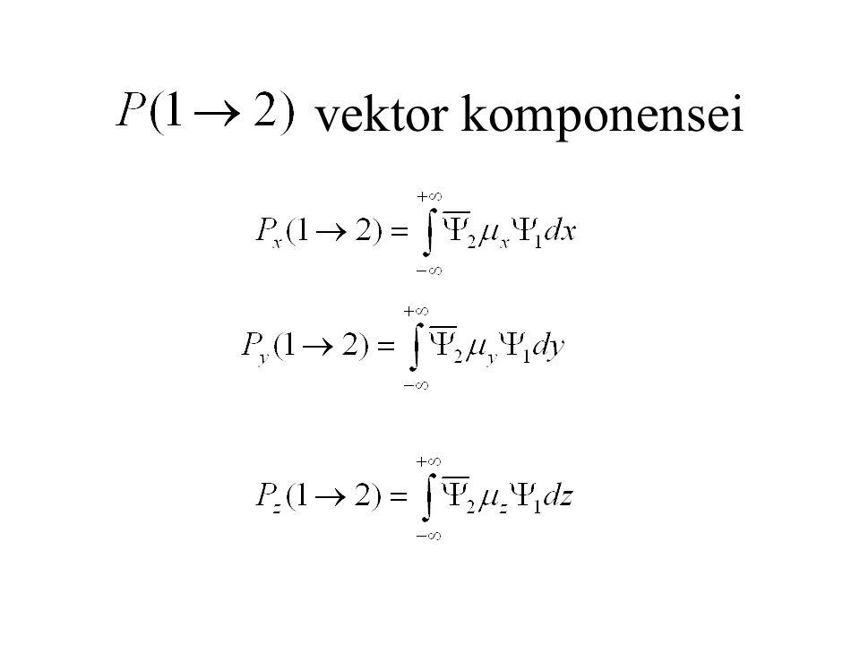 vektor komponensei