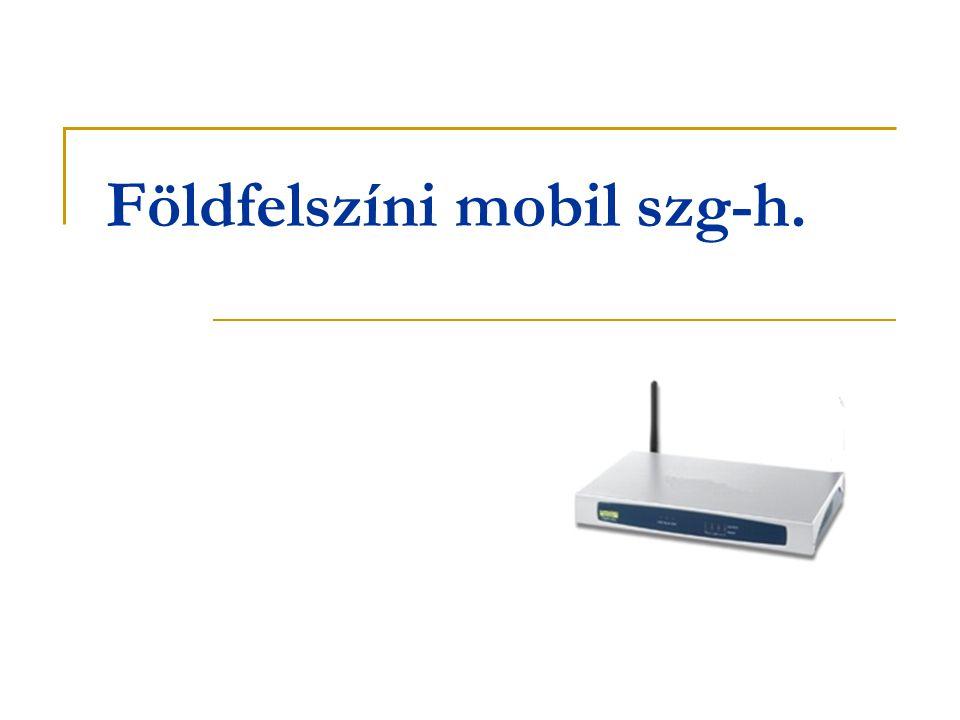 Földfelszíni mobil szg-h.