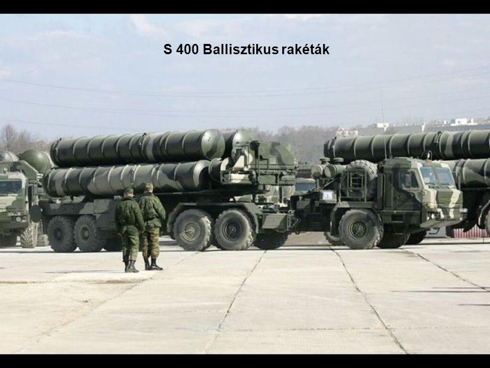 Légvédelmi rakéták