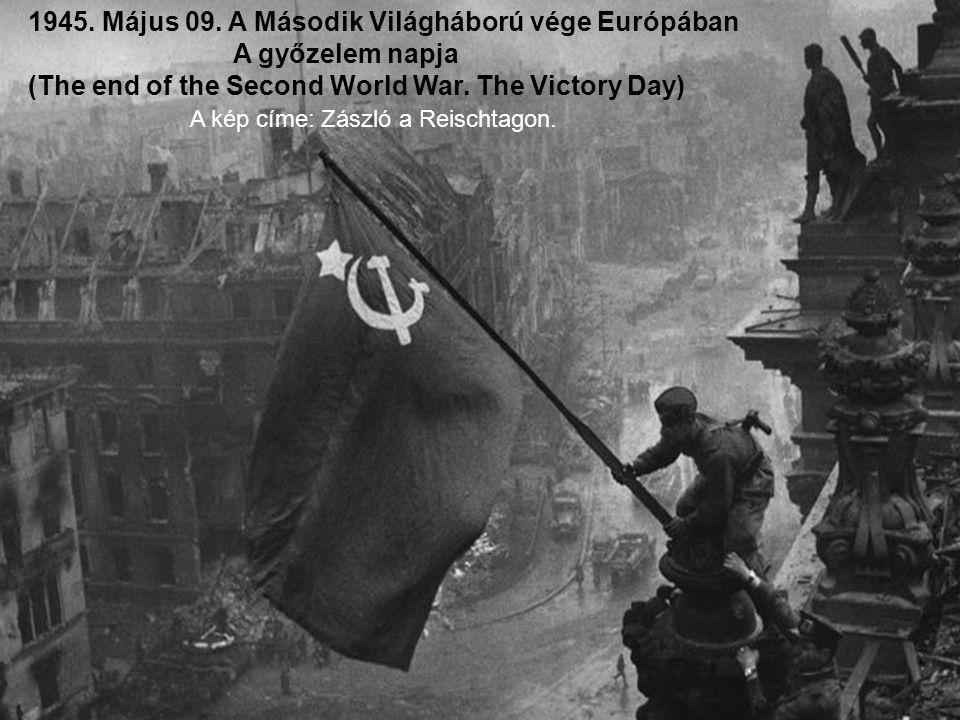 A Győzelem napja 2010. máj. 09. Moszkvában Victory Day in Moscow