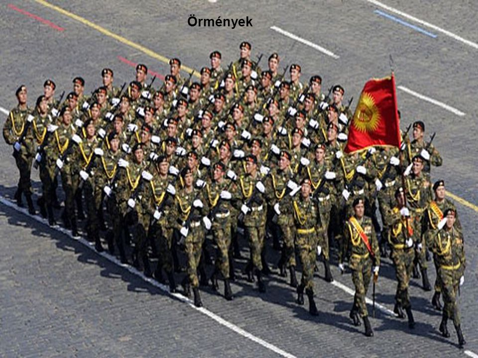 Orosz csapatok