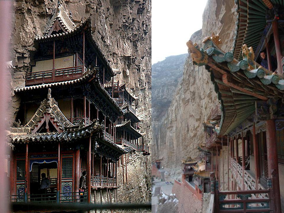 A kolostor és minden, amit szimbolizál, a kínai nép nagy kulturális megvalósítását testesíti meg.