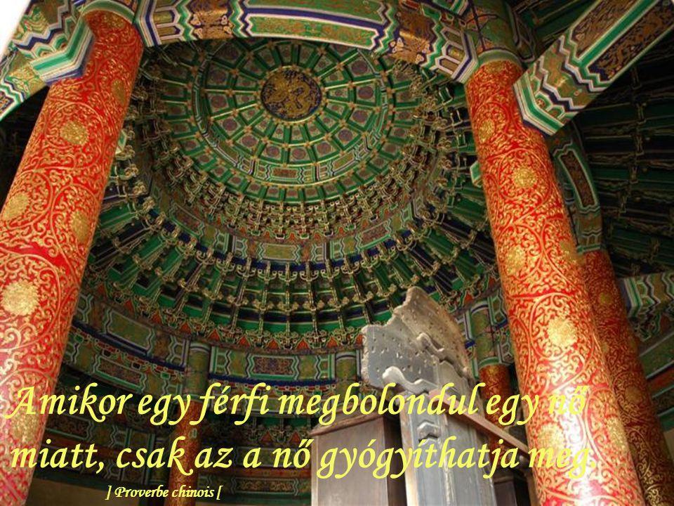 A lelki közelség nem feltétlenül a testi közelség függvénye. ] Proverbe chinois [