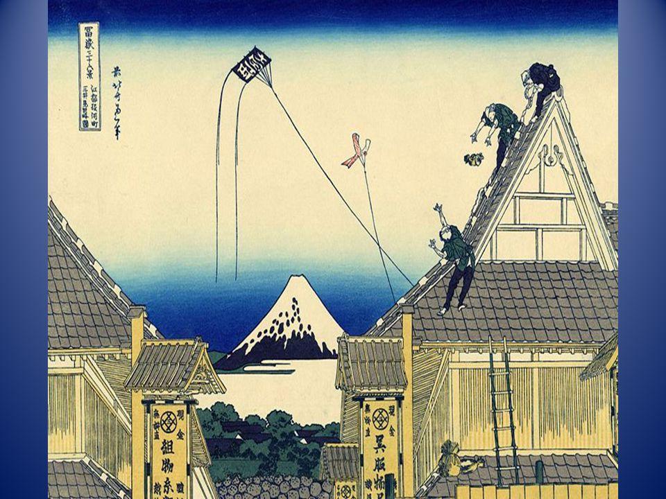 Kacusika Hokusai Gyermekkorában könyvkereskedésben dolgozott, ezután egy műhelyben elsajátította a fametszés mesterségét.