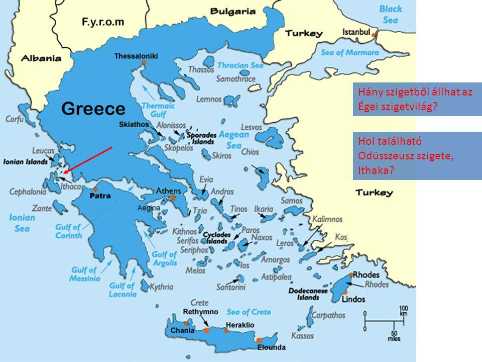 Nevezd meg a görög gyarmatosítás főbb területeit.