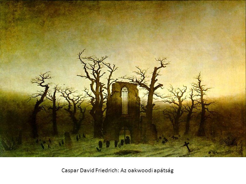Caspar David Friedrich: Az oakwoodi apátság