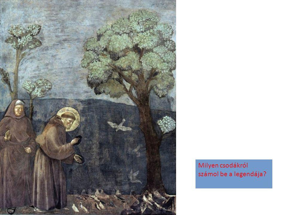 Mikor avatták szentté?