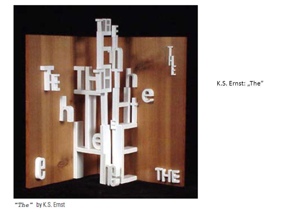 "K.S. Ernst: ""The"""