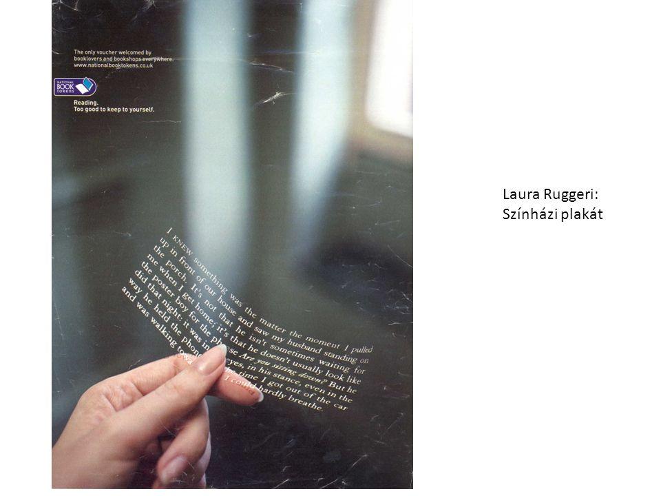 Laura Ruggeri: Színházi plakát