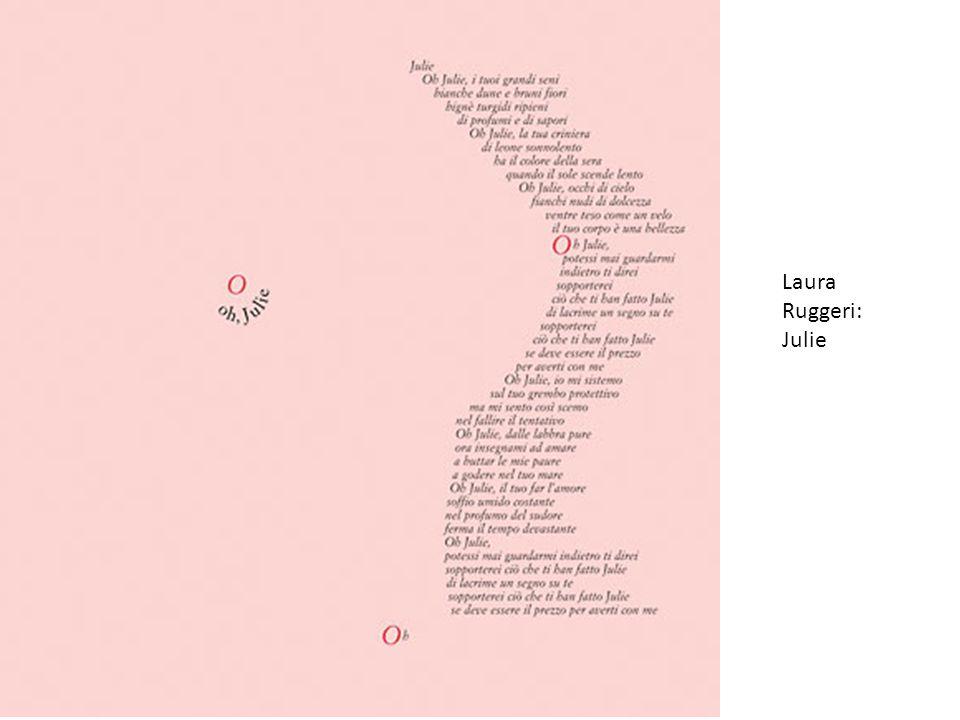 Vizuális költemény Nemcsak a betűk alkotnak szöveget, hanem képi, nem nyelvi elemek is kiegészítik A szöveg mögül kivonhatjuk a képet, de önmagában már nem lesz teljes értékű Határai elmosódnak, hiszen egyre több kép tartalmaz szöveges elemeket is Kérdés, hogy ettől eleve vizuális költemény lesz-e Egyáltalán: mi a költemény, hol húzzuk meg a határt