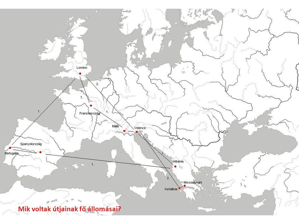 Melyik itáliai városban töltött sok időt?