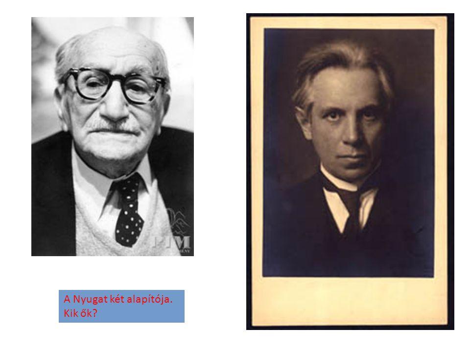 A Nyugat két alapítója. Kik ők?