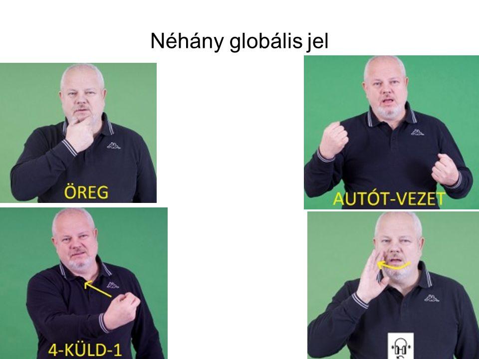 Néhány globális jel