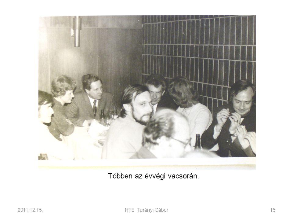 2011.12.15.HTE Turányi Gábor15 Többen az évvégi vacsorán.