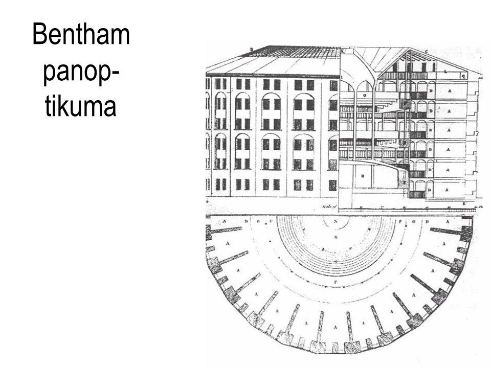 Bentham panop- tikuma