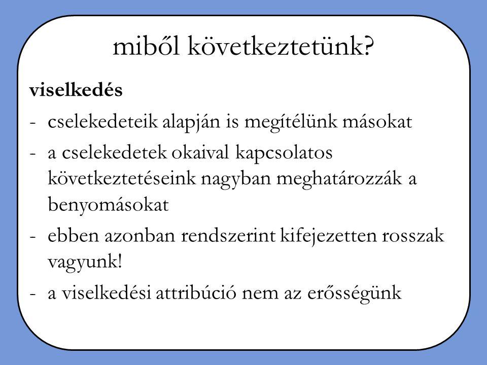 leszámítolás leszámítolás/szisztematikus attribúció interjú a szorongó asszonnyal.