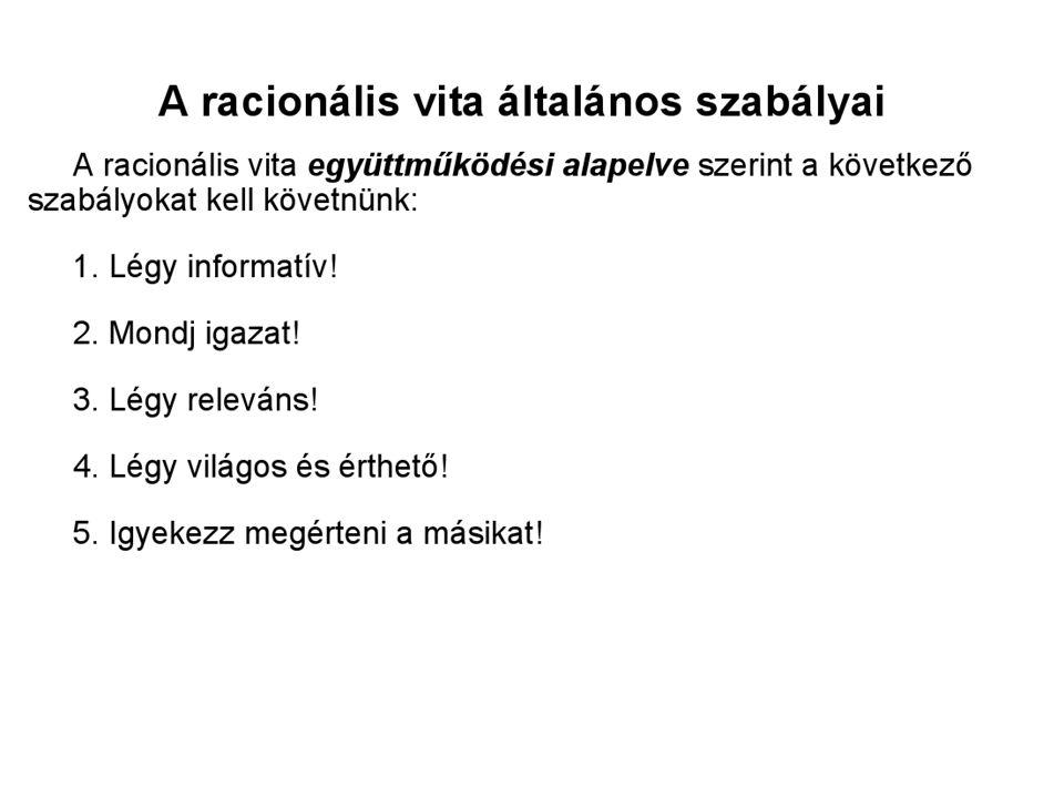 Példák Externális kritika P1: Minden magyar adócsaló.