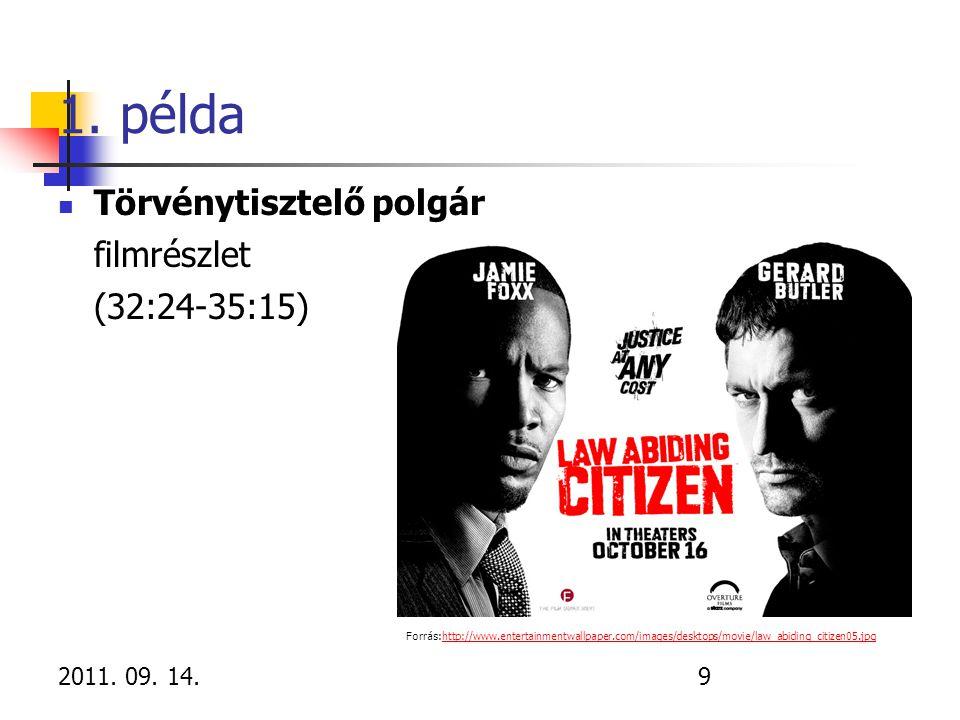 2011.09. 14.20 5. Példa- agresszív kérdés Mázlista.