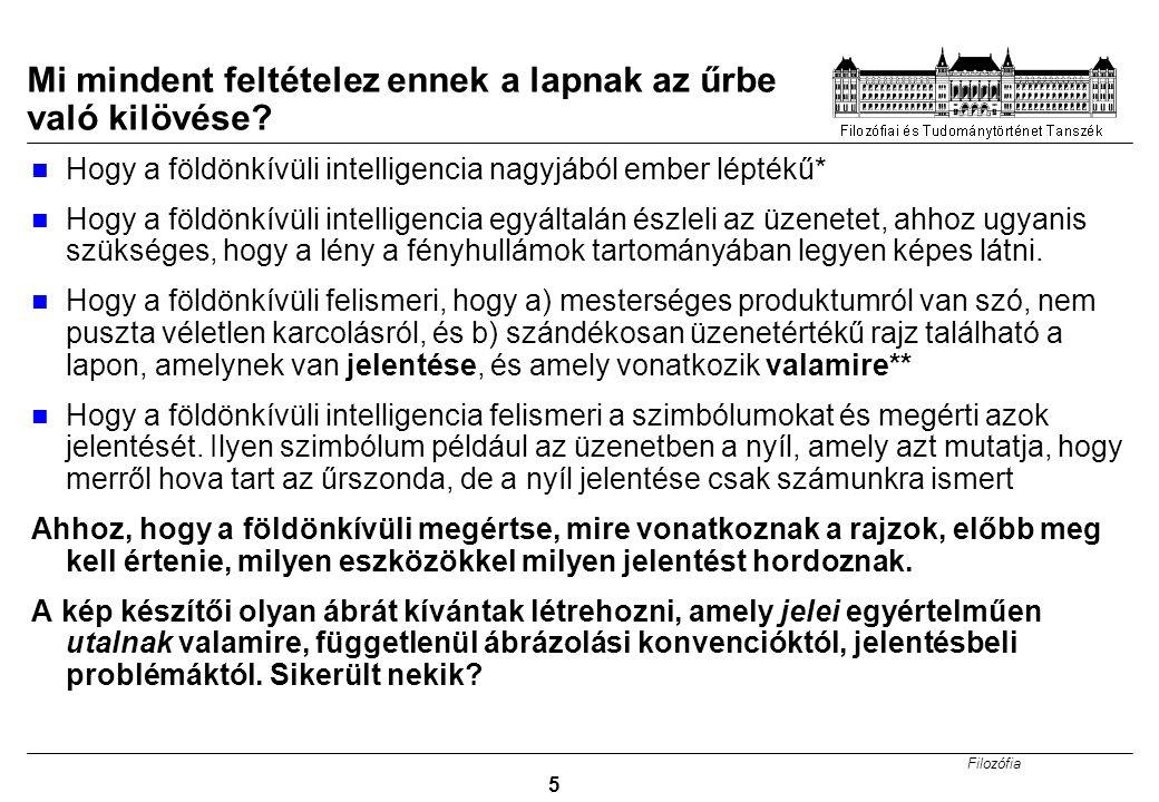 Filozófia 6 Mi a nyelvfilozófia A nyelvfilozófia: Általánosan: a nyelv lehetőség-feltételeinek tanulmányozása.
