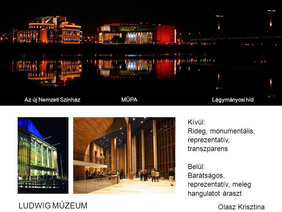 A múzeumról A gyűjtemény (Hulesch M.) -magyar és egyetemes művészet alkotásai az 1960-as évektől - feladata a magyar és nemzetközi kortárs művészet törekvéseinek párhuzamos bemutatása, kortásr magyar művészet nemzetközi kontextusba helyezése - alapítói Irene és Peter Ludwig, német házaspár - a budapesti múzeumot 1989- ben alapították David, Jiří – Rejtett kép