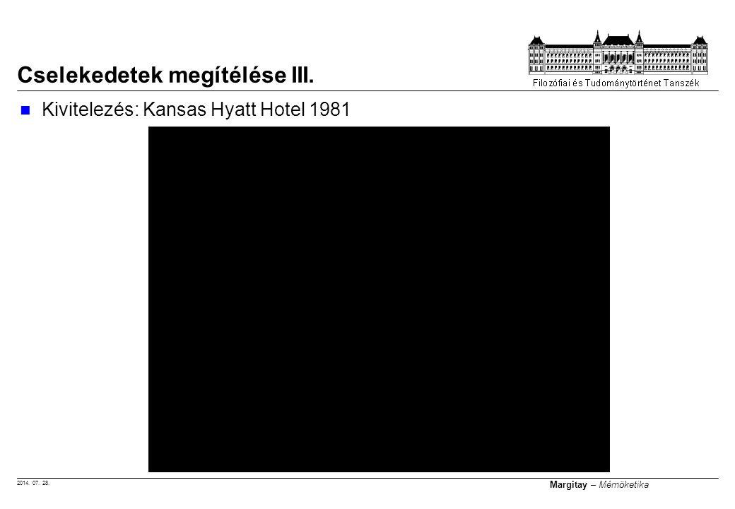 2014.07. 28. Margitay – Mérnöketika Értékek és viselkedés I.