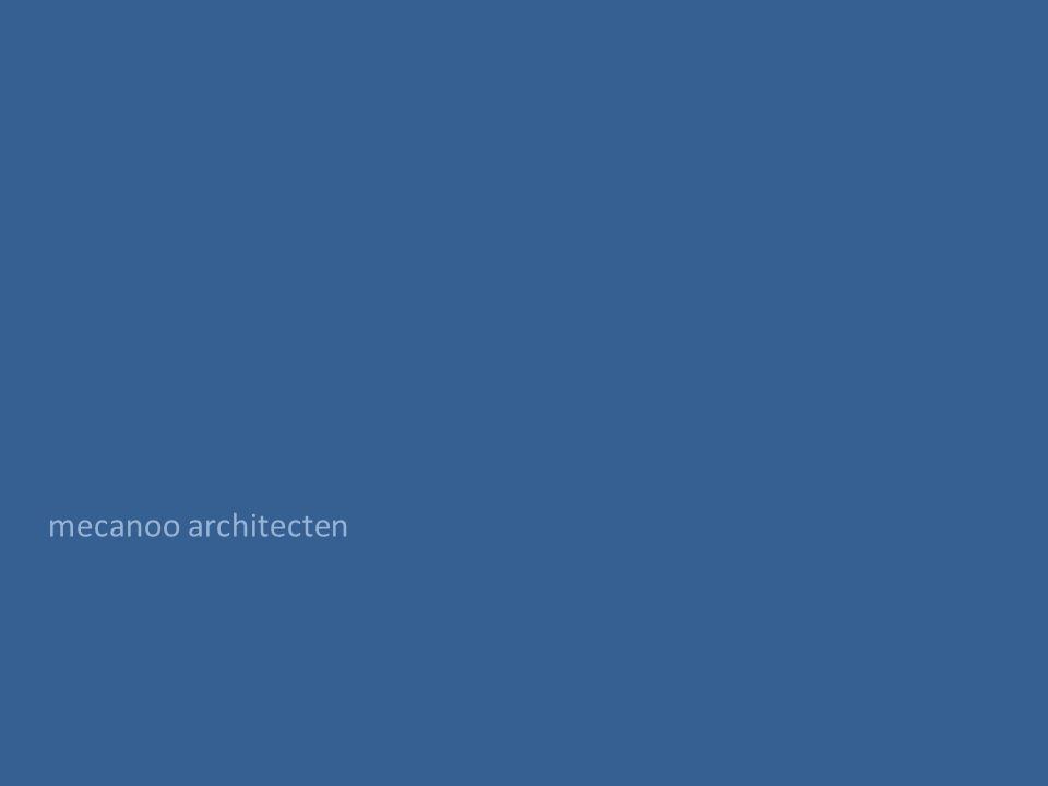 """mecanoo architecten 10 """"axióma A föld mint értékes árucikk A természet szeretete Közös felelősségünk a fenntarthatóság A várostervezés gazdagsága Kooperáció – mint kihívás Rendező és író Kézírás és nyelv Az üres tér kompozíciója Analízis és intuíció Forma és érzelmek egyeztetése A stílus idejétmúlt jelenség."""