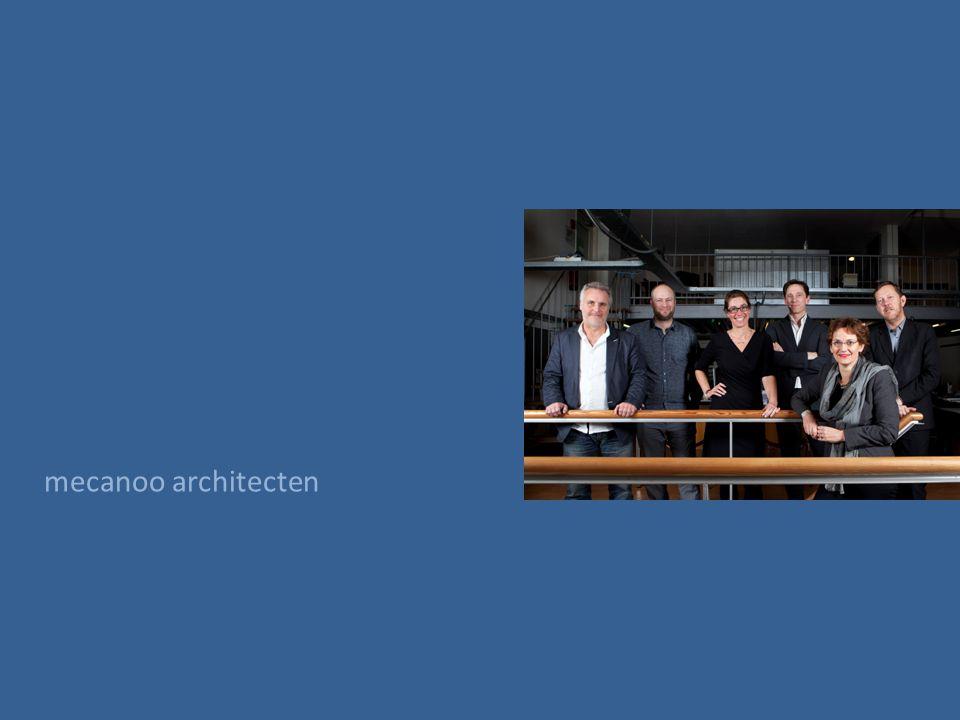 Delftben alakult az iroda, 1984-ben.Alapító tagok: Francine M.J.