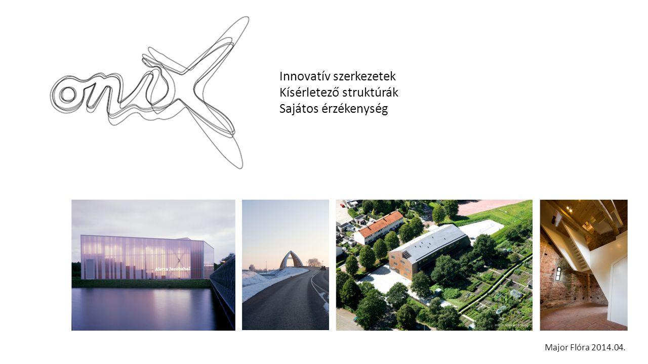 Könyv, kiadvány Awaiting signification - Fő projektek 2005-ig - Kiáltvány (maNUfest) -Kortárs építészet – túl dominánsak az elvek, kevés a tapasztalás → Céljuk: hiteles építészeti tapasztalás → 6 hónapos kutatómunka: -Lakókörnyezet tanulmányozása: Exodus Building, Zwolle