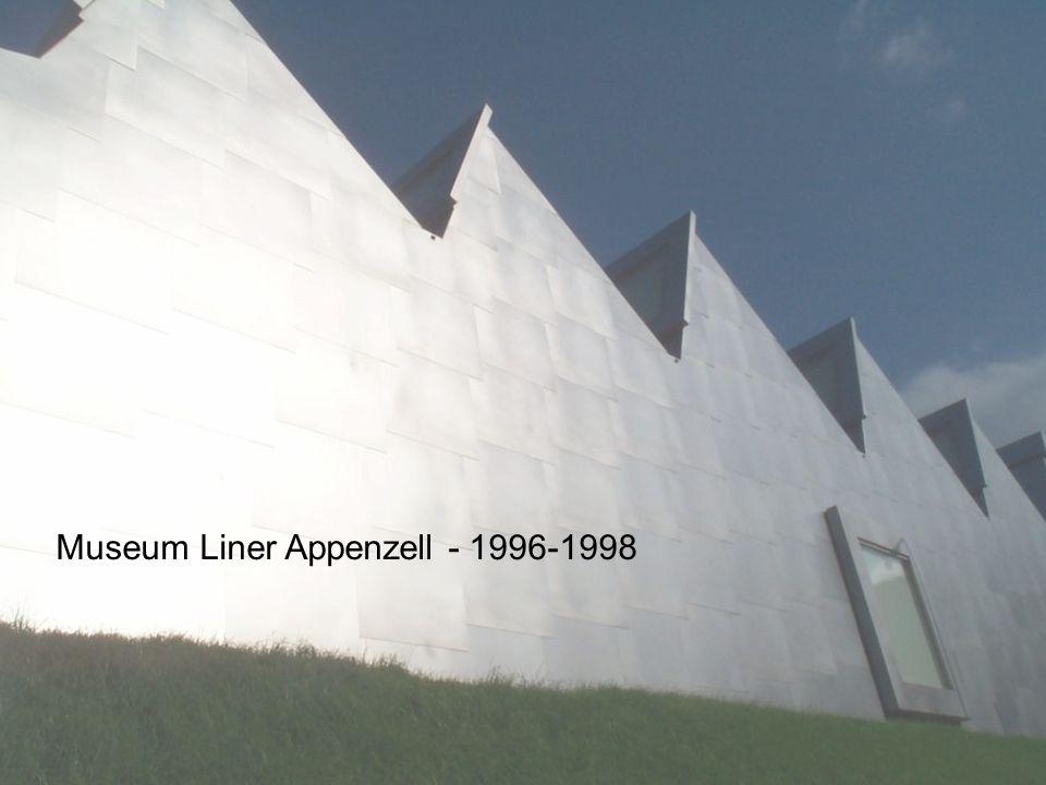 Museum Liner Appenzell - 1996-1998