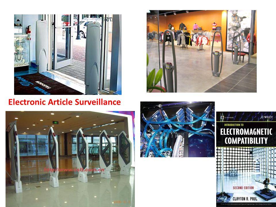 Electronic Article Surveillance