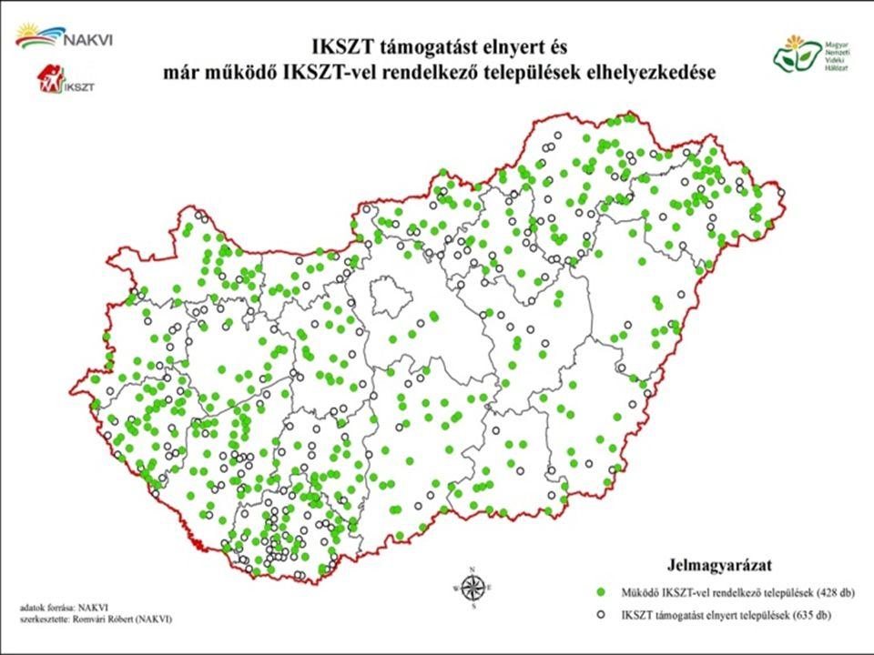 Az IKSZT program eredményei 15