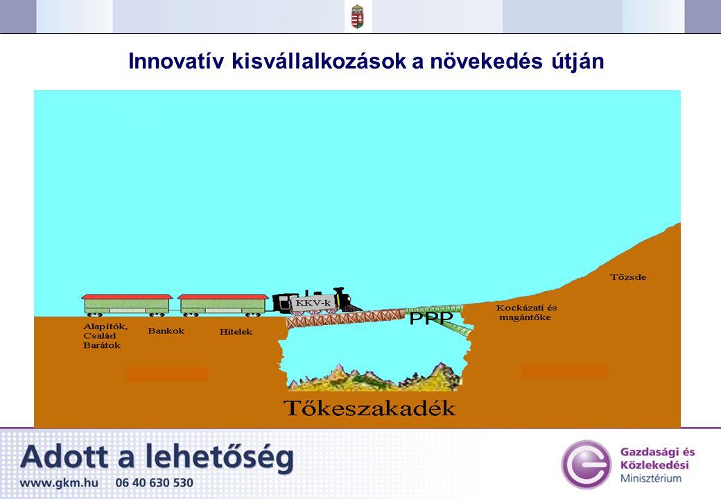 Innovatív kisvállalkozások a növekedés útján