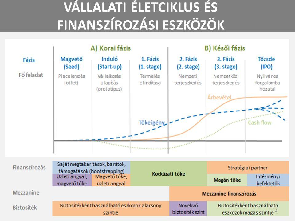 A Corvinus alapok befektetési politikája Főbb szempontok Iparági és földrajzi pozícionálás Finanszírozási cél Finanszírozás összege A finanszírozás formája Elvárt hozam A befektetés időtartama Befektetési kritériumok A CKTA alapok Magyarországon és a régióban eszközölnek befektetéseket, főként az alábbi szektorokban: kreatív iparágak, ICT, biotechnológia, megújuló energia, de hagyományos iparágak is.
