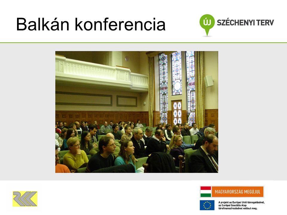 Balkán konferencia