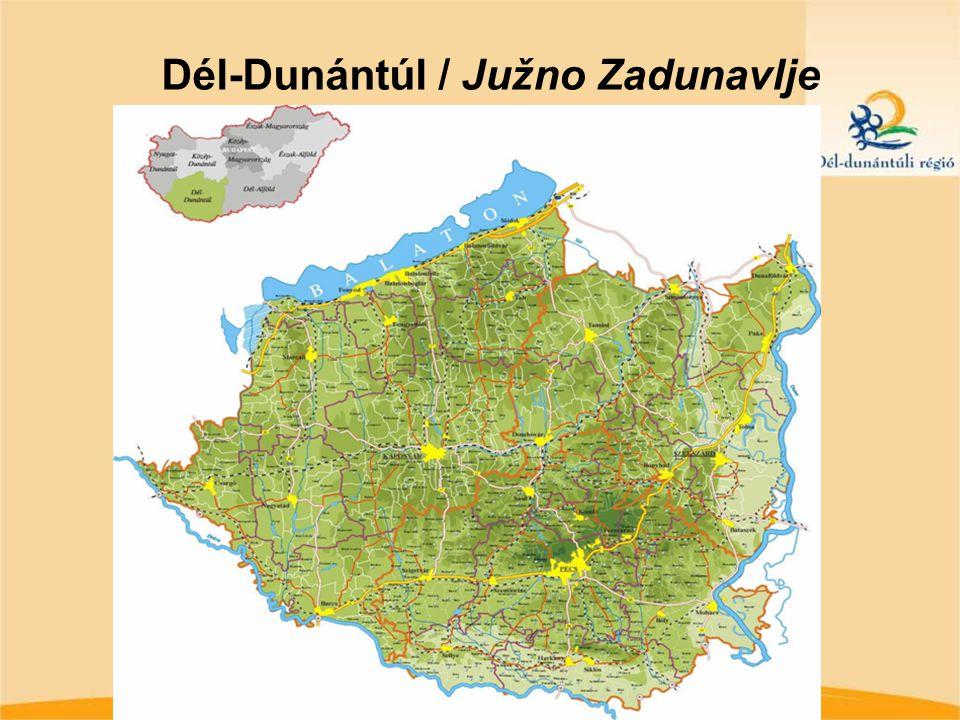 Dél-Dunántúl / Južno Zadunavlje