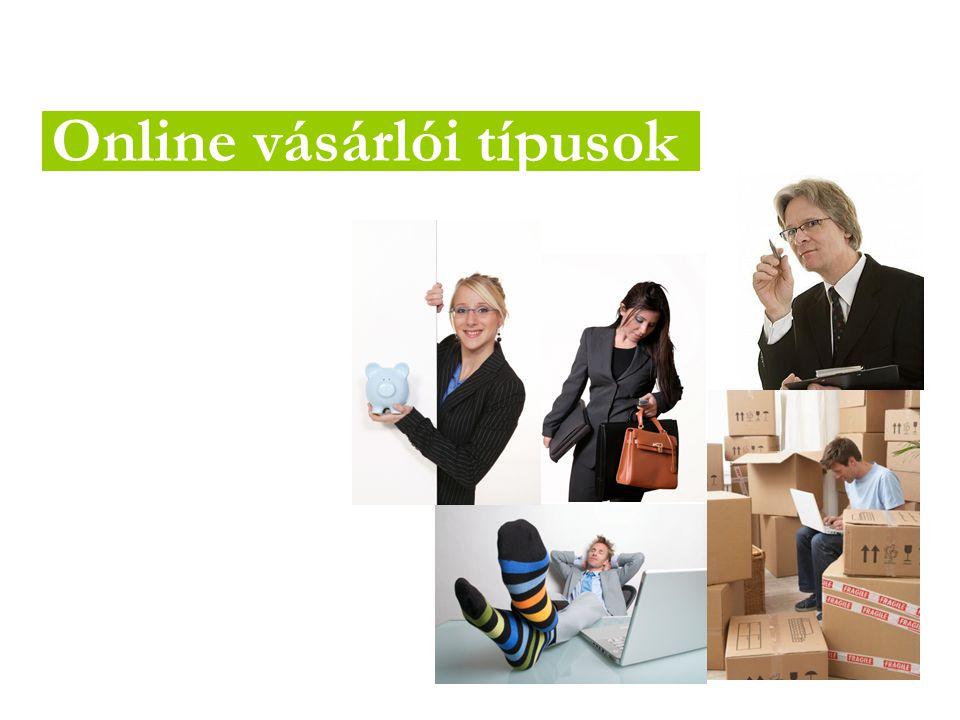 Online vásárlói típusok