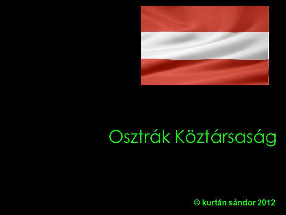 Osztrák Köztársaság © kurtán sándor 2012