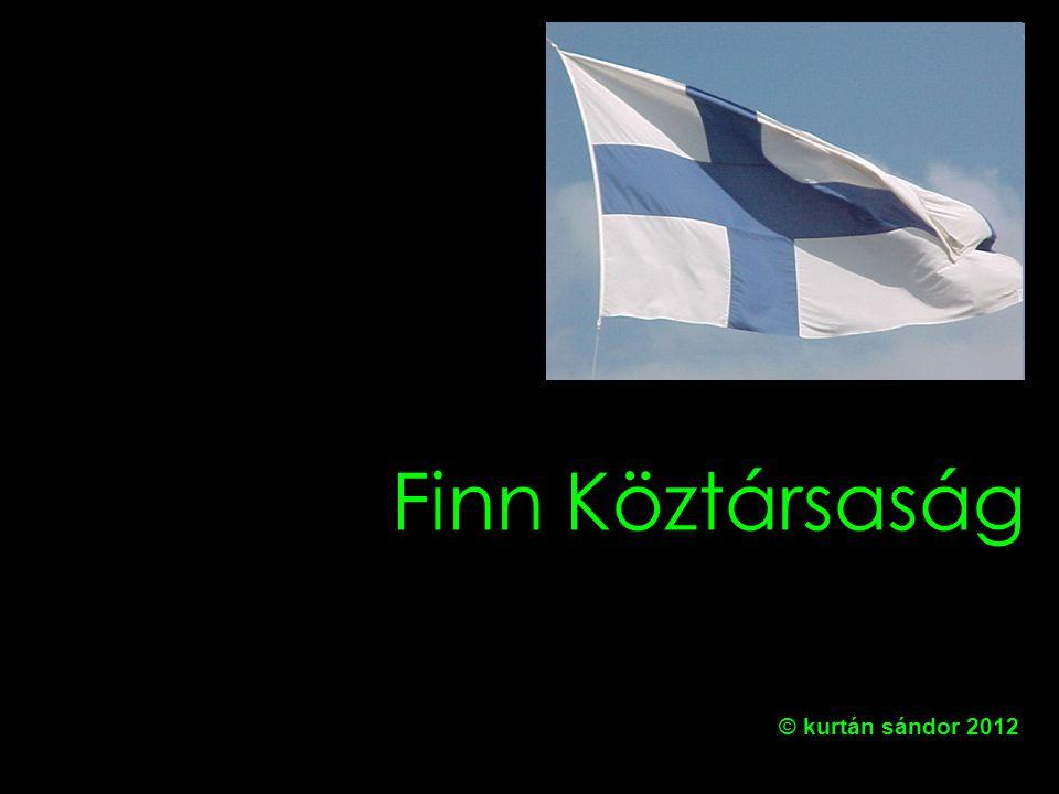 Finn Köztársaság © kurtán sándor 2012