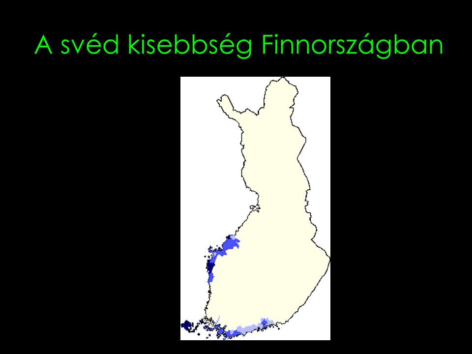 A svéd kisebbség Finnországban