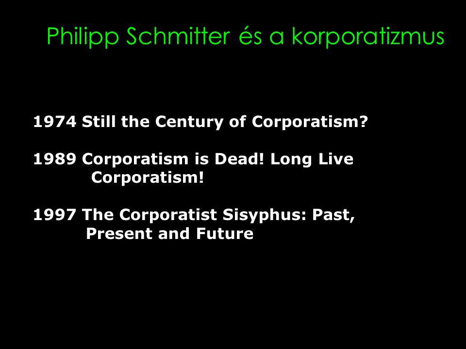 """5 Schmitter: 5.pont, amelyen minden """"realista érdekpolitika nyugszik 1."""