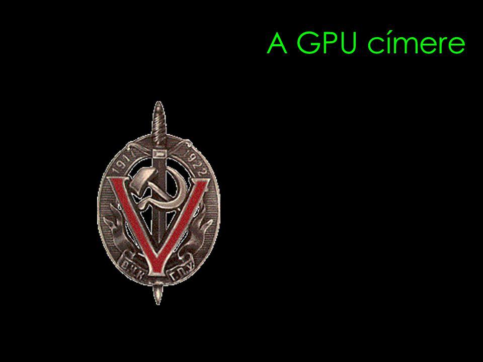 A GPU címere