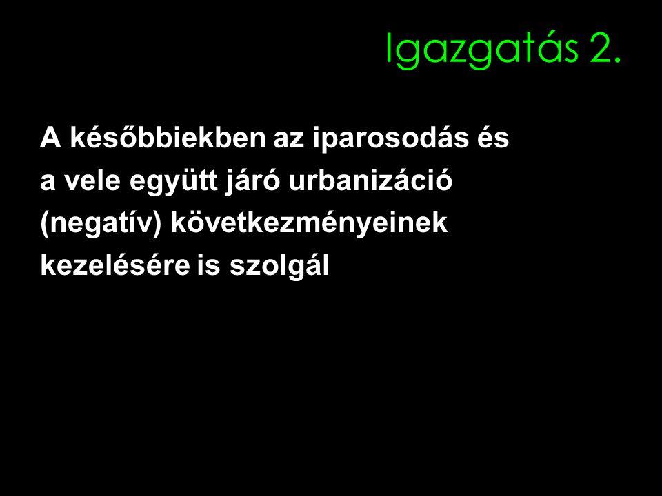 Igazgatás 2.