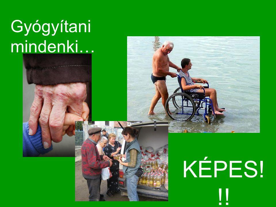 Gyógyítani mindenki… KÉPES! !!