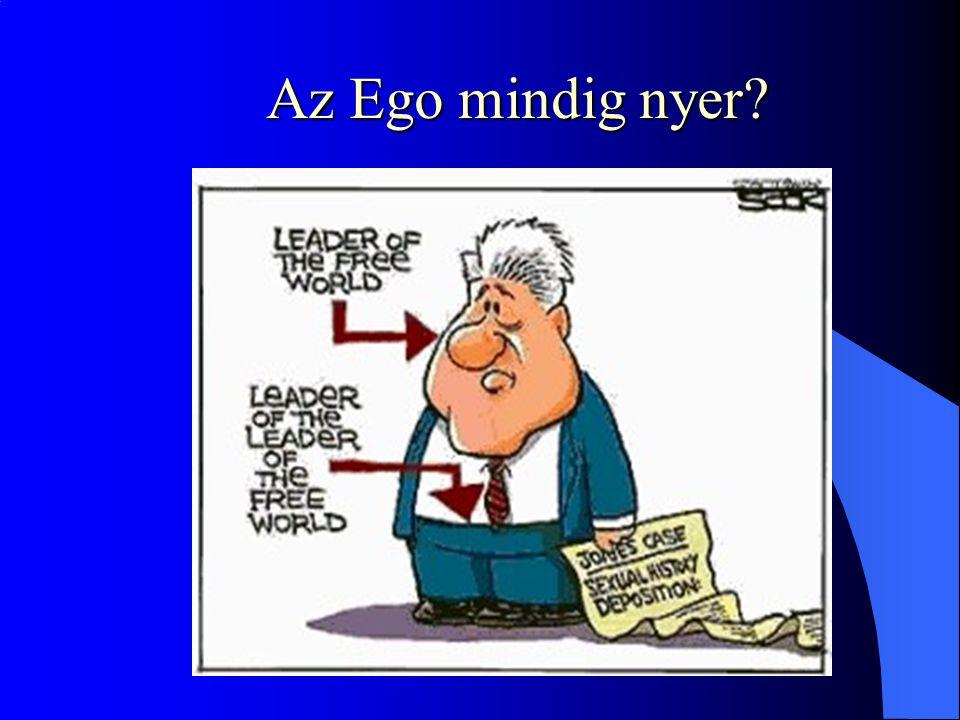 Az Ego mindig nyer?