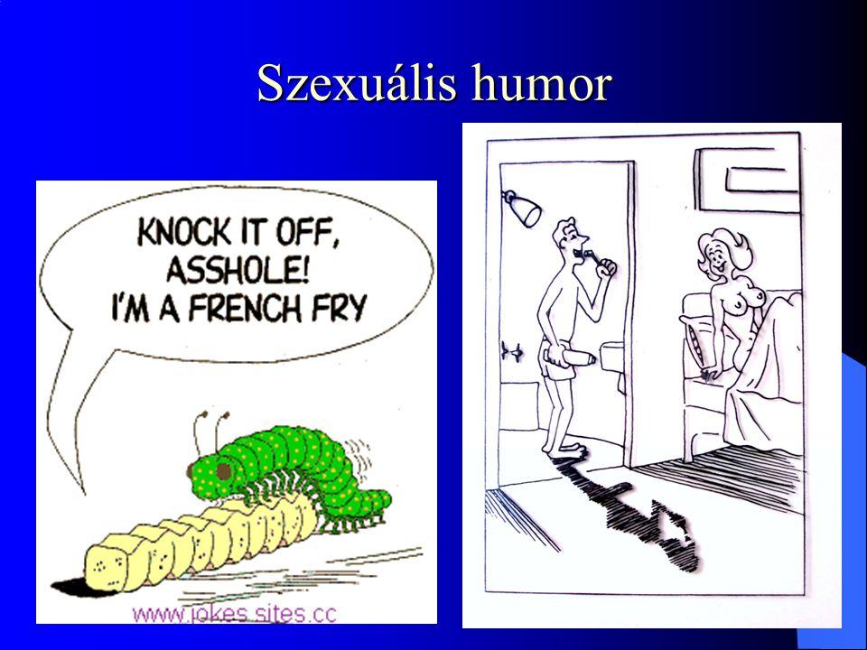 Szexuális humor