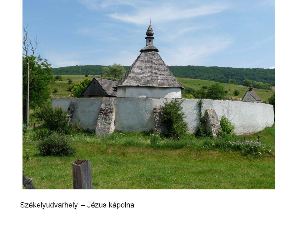 Székelyudvarhely – Jézus kápolna