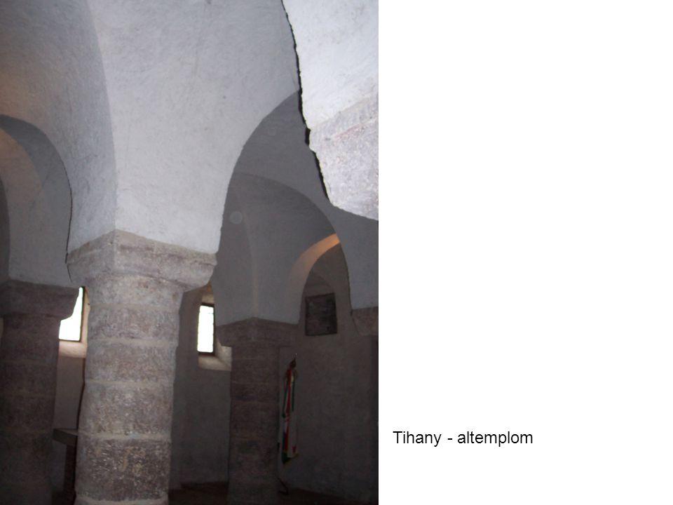 Tihany - altemplom