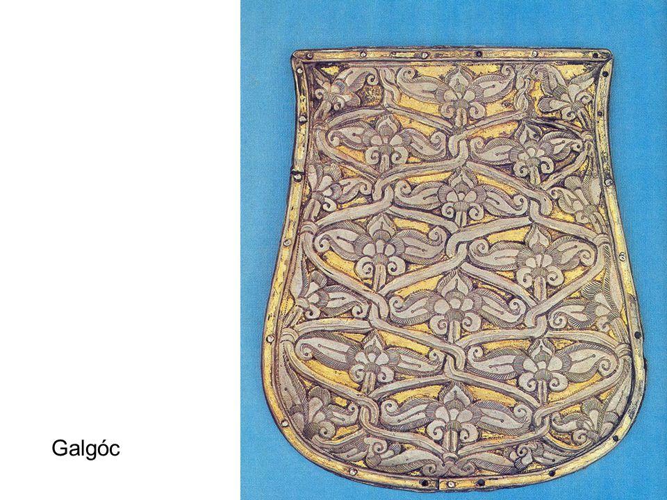 """""""Attila kardja – a hagyomány szerint… """"Nagy Károly kardja – a nyugati hagyomány szerint Valójában: a honfoglalás-kori magyar ötvösművészet remeke…"""